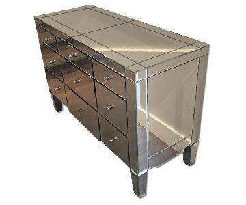 Tui Lifestyle Beveled Mirrored Dresser