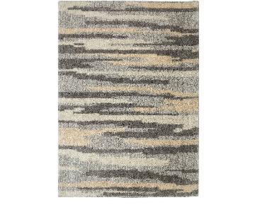 Nate Berkus Stepped Shag Area Rug