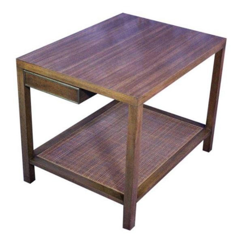 Harvey Probber Mid Century Modern End Table