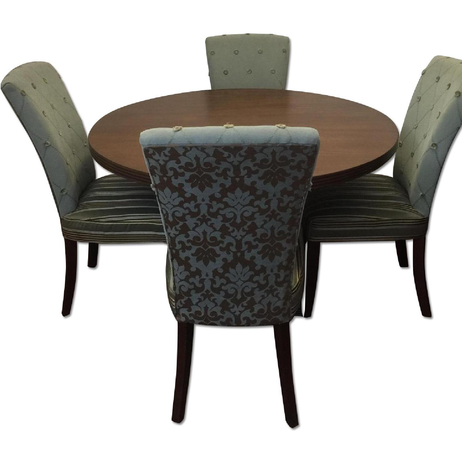 aptdeco used pier 1 dining room table and chairs for