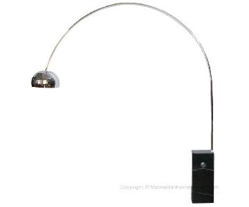 Arco Lamp Replica in Black