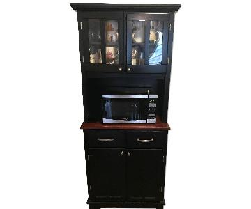 Home Styles Furniture Kitchen Storage/China Cabinet
