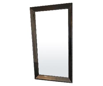 Company Beaded Leaner Mirror