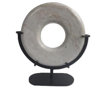 Marble Ring On A Stand