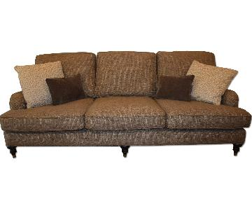 Lee Industries Country Willow Sofa