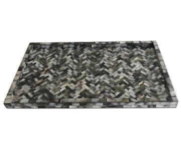 Z Gallerie Lucia Tray