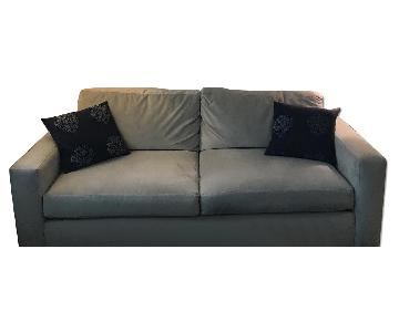 Room & Board Taft Light Grey Couch