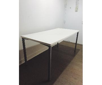 Herman Miller Everywhere Rectangular Table/Computer Desk