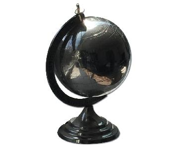 Customary Styled Celio Aluminum Globe