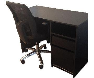 Office Desk + Chair for Sale