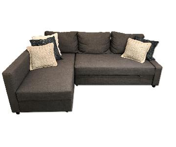 Ikea Friheten Sleeper Sectional w/ Storage