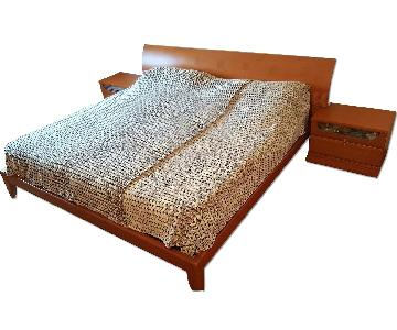 6 Piece European Bedroom Set