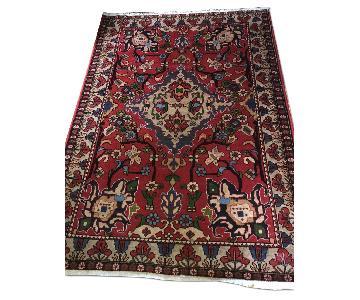 Bakhtiari Wool Rug