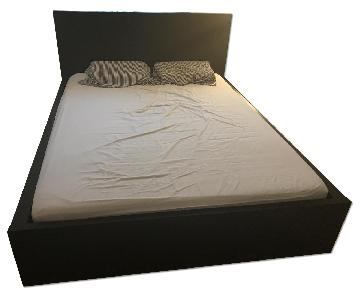 Ikea Malm Queen Size Bed Frame