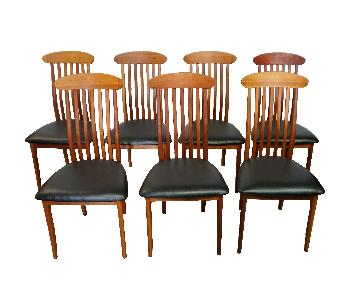 J.L. Moller Danish Dining Chairs