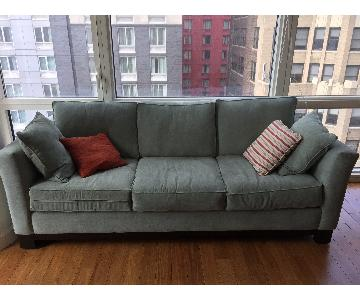 Macy's Kenton Fabric Sofa