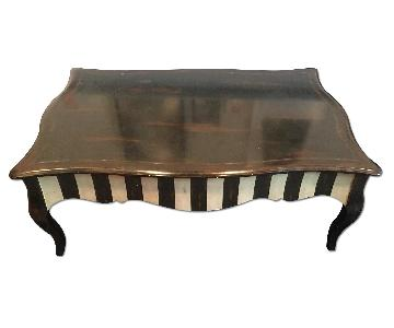ABC Carpet and Home French Country Style Coffee Table