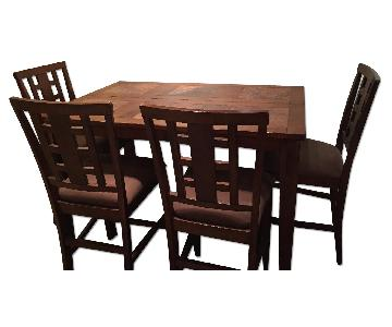 Ashley's Dining/Kitchen Table w/ 4 Chairs