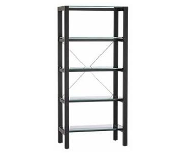 Crate & Barrel Drake Bookshelf