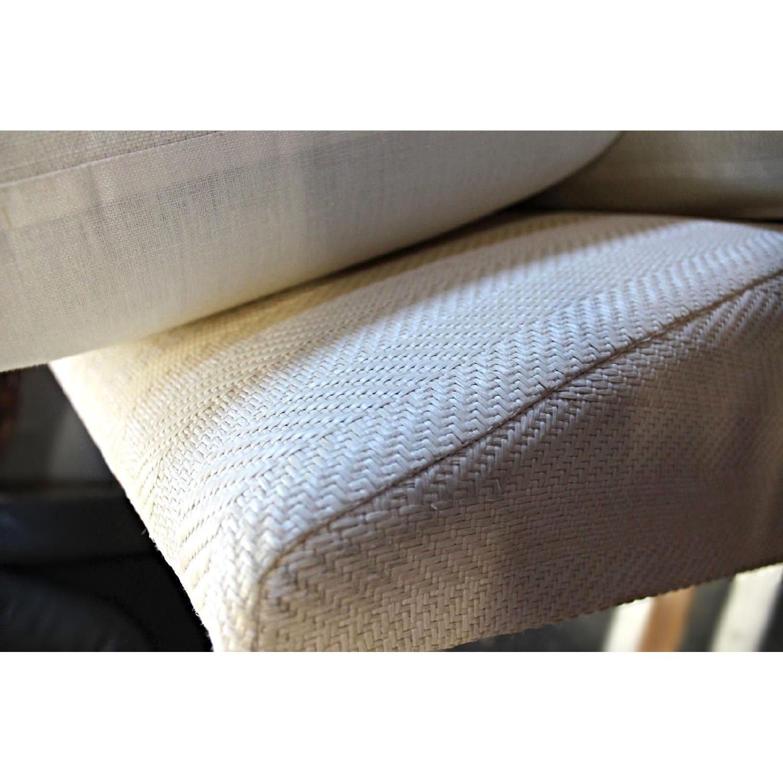 Modern Armless Sofa/Settee-2