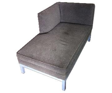 Brown Jordan Charter Chaise Lounge