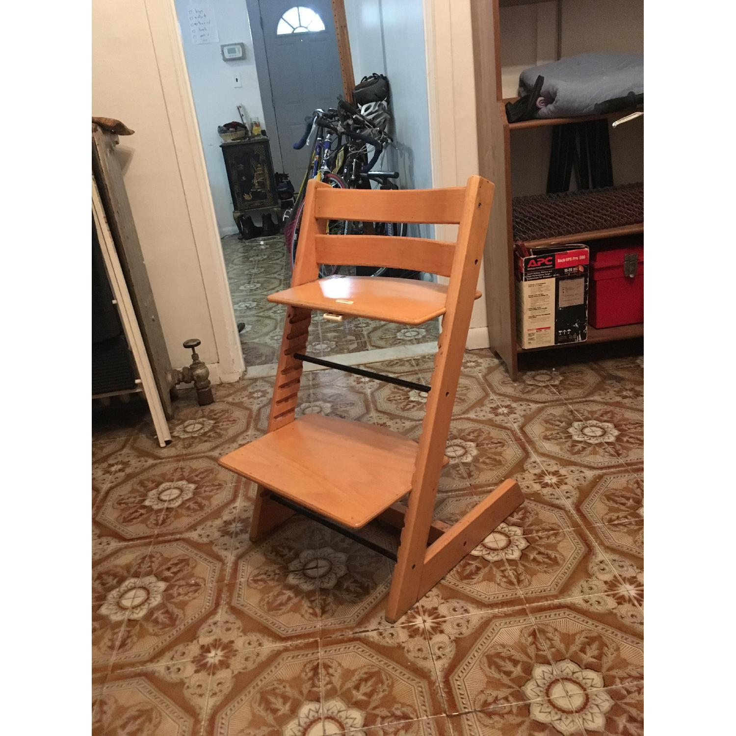 Stokke Tripp Trap High Chair Good High Chairs Boosters Stokke