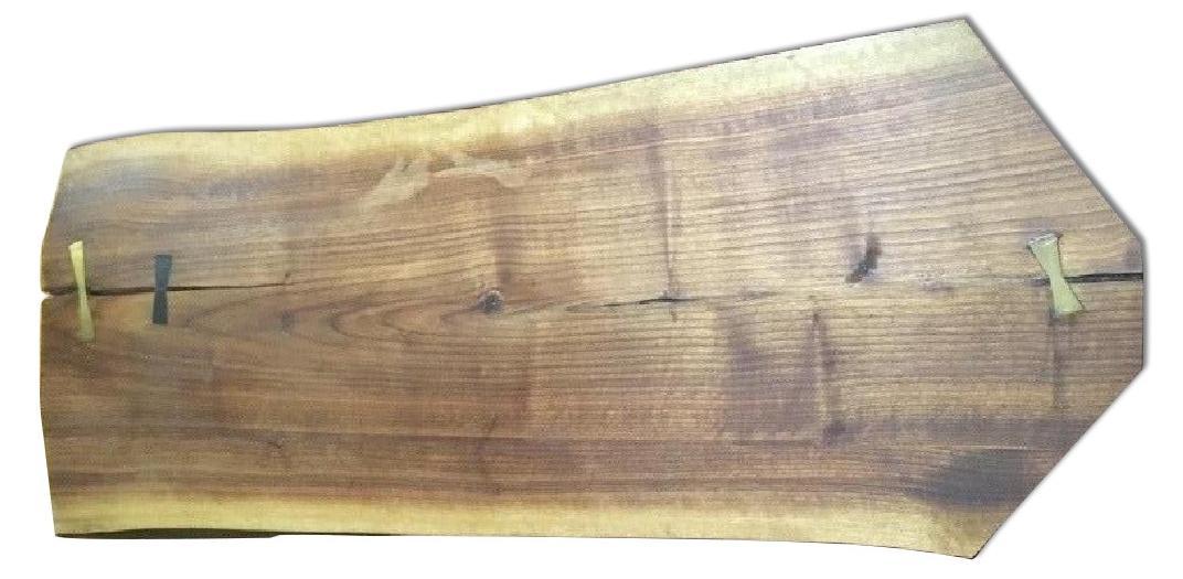 Organic Modernism Rustic Solid Wood Coffee Table
