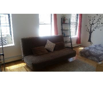 Ikea Beddinge Lovas Queen Sleeper Sofa Bed