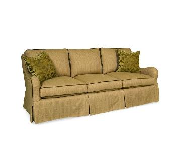 Lee Industries Neutral Sofa