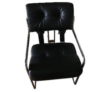 Vintage Pace Leather Armchair