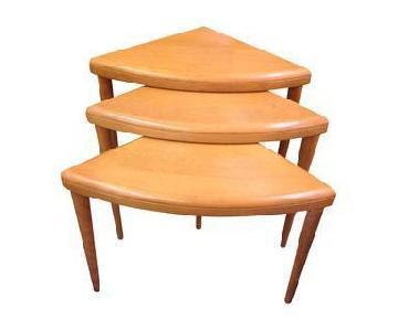 Heywood-Wakefield Nesting Tables