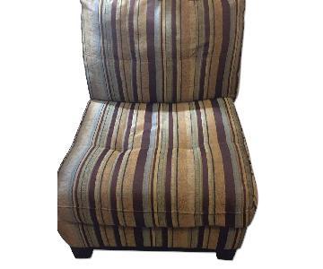 Jennifer Convertibles Slipper Chair