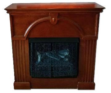 Raymour & Flanigan Fireplace