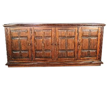 Large French Provincial Sideboard/Buffet