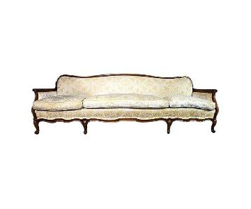 Widdicomb Furniture Mid Century French Provincial Sofa