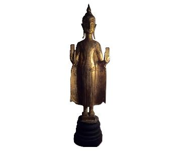 Asian Buddha Statue from Laos