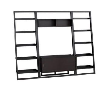 Crate & Barrel Sloane Media Stand