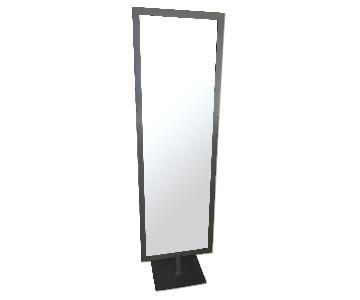 Crate & Barrel Floor Mirror