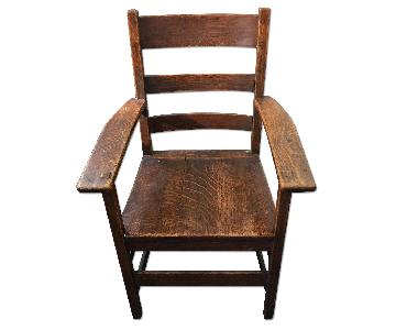 Stickley Armchairs