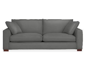 Room & Board Metro 2 Cushion Sofa