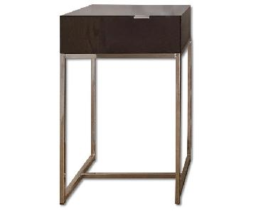 West Elm Modern Side Table