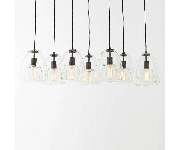 West Elm Chandelier