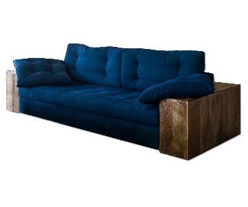 Environment Furniture Peroba Arm Studio Sofa