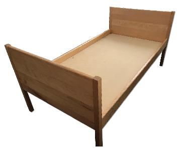 Pompanoosuc Mills Twin Bed Frame