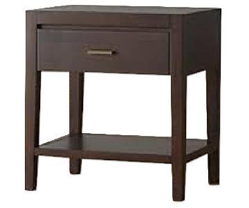 Crate & Barrel Dawson Nightstand
