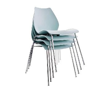 Original Kartell Maui Side Chairs