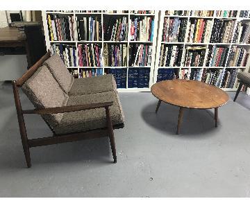 Mid-Century Vintage Sofas