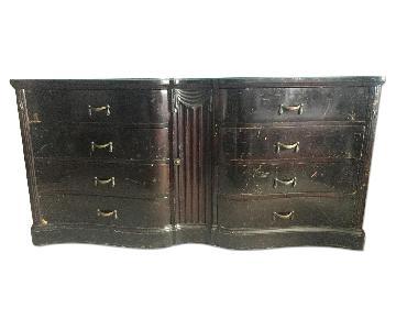 Distressed Antique Dresser