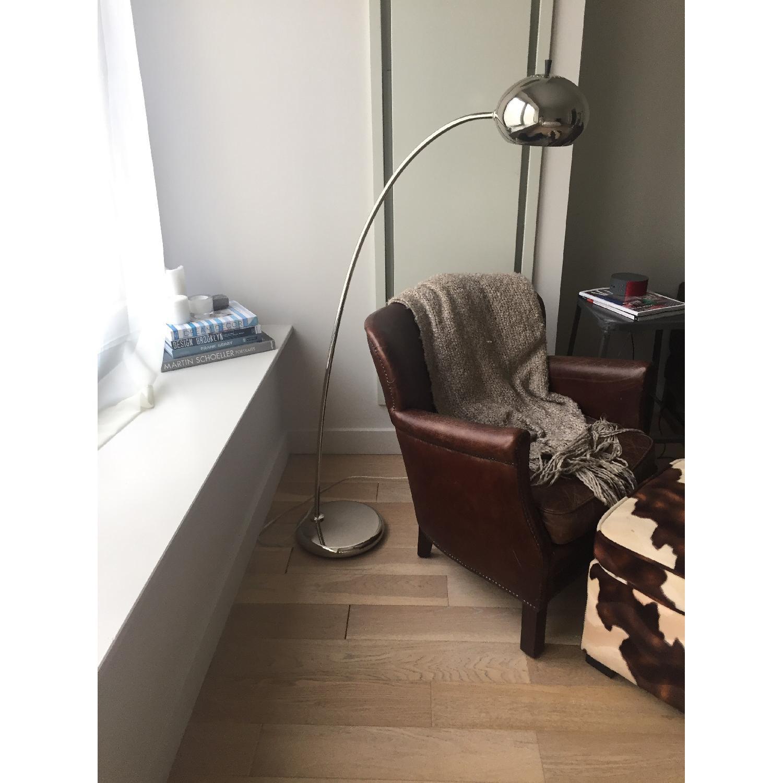West Elm Mini Arc Lamp-0
