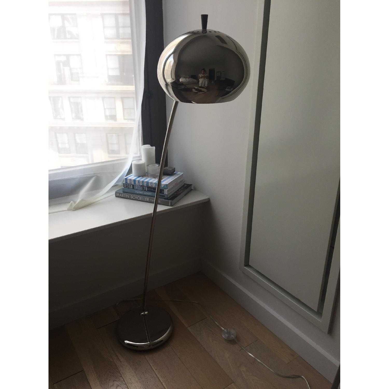 West Elm Mini Arc Lamp-2